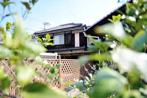 Old-style Japanese Inn Takamatsuya of Teshima